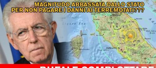 Bufale sul terremoto in centro Italia