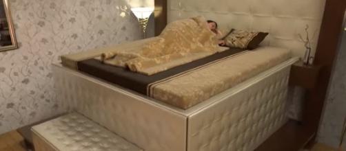 Il letto antisismico inventato dal designer cinese Wang Wenxi