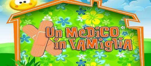 Il logo ufficiale di Un medico in famiglia