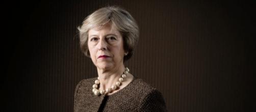 Imagen: Theresa May | Justin Sutcliffe
