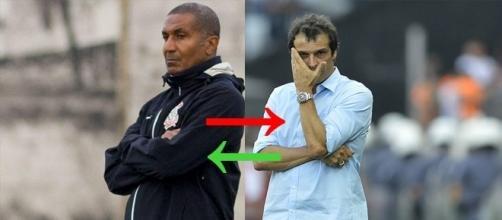 Será que o torcedor apoiaria Milton Cruz no comando técnico do Corinthians?