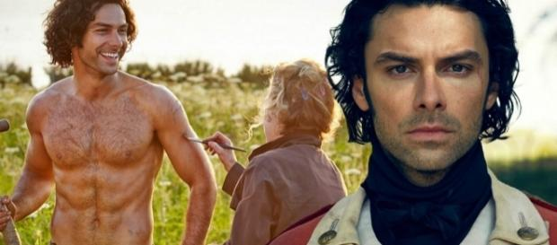 Aidan Turner returns as Ross Poldark in BBC's new series