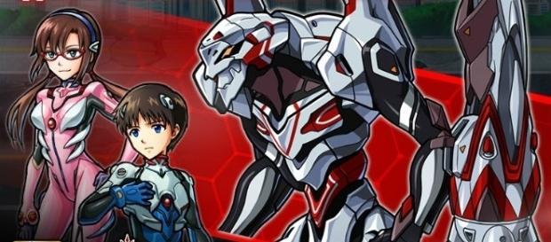 Evangelion Unison League collaboration, courtesy of Ateam, Inc., http://app.a-tm.co.jp/en/