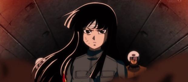 Imagen de Mai en el episodio 56