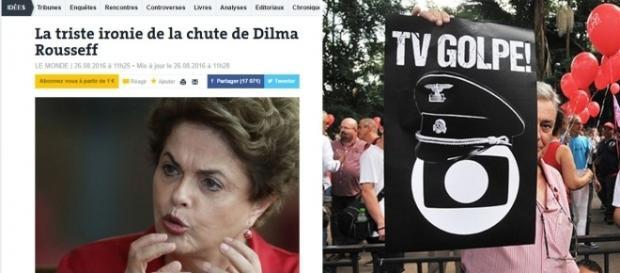 Le Monde da França publicou editoral em 26 de agosto sobre o impeachment de Dilma Rousseff