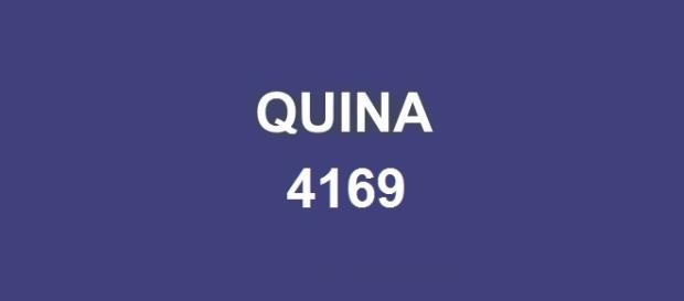 Resultado da Quina 4169 divulgado neste sábado