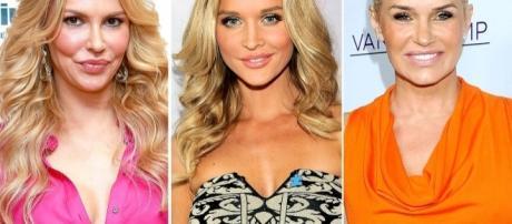 Brandi Glanville Claims Joanna Krupa Affair With Yolanda Foster's ... - usmagazine.com