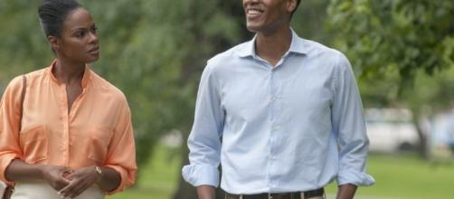 First Photos of Obama First Date Movie 'Southside With You ... - hollywoodreporter.com