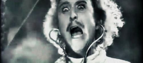 """Gene Wilder en """"El Jovencito Frankenstein"""", uno de sus papeles más exitosos"""
