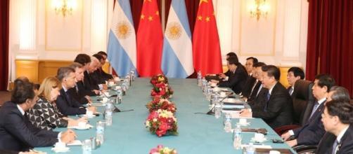 Macri quiere tener buenas relaciones con China