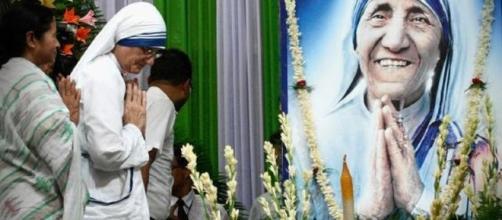 Madre Teresa de Calcutá foi canonizada