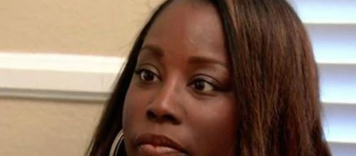 Mulher desabafa em entrevista de um programa americano