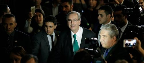 O ex-presidente da Câmara deputado Eduardo Cunha