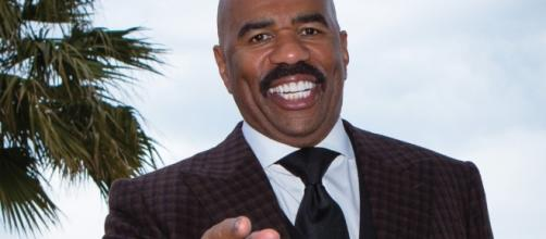 Steve Harvey Honored With Star on Hollywood Walk of Fame | Variety - variety.com