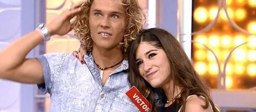 Víctor y Sofía, ¿la primera pareja del trono de verano de 'Mujeres ... - telecinco.es