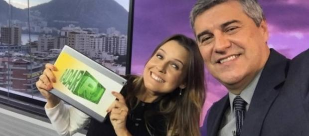 Jornalista da TV Globo sofre assalto