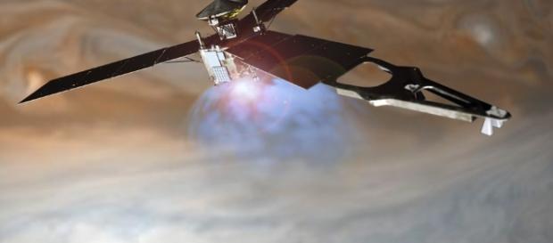 Juno's Triumphant Night: NASA Makes It to Jupiter - The Atlantic - theatlantic.com