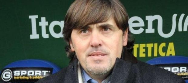 L'allenatore Alessandro Calori