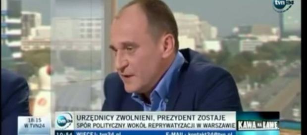 "Paweł Kukiz postuluje program ""Cela+""."