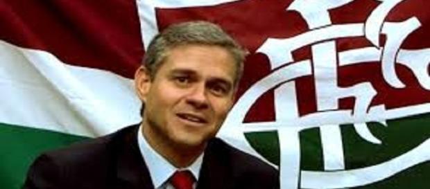 Peter Siemsen se despede da presidência do Fluminense em 2016