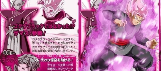 Sinopsis oficial de Shonen Jump para el episodio 57