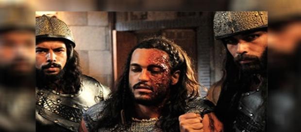 Tobias é capturado pelos cananeus