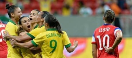 Futebol Feminino 2014 – Obrigado a todos! Que venha 2015! | Voa ... - com.br