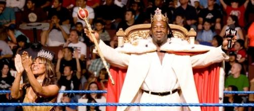 Booker T as the WWE King of the Ring - Image via WWE