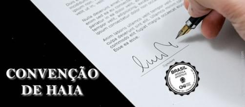 Brasil finalmente se adequa às regras da Convenção da Haia.