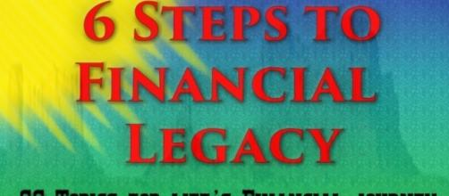 "Charles Marsala's book ""6 Steps to Financial Legacy"" covers 66 topics on life finances / image used with permission by Charles Marsala"