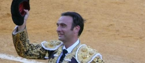 Enrique Ponce, torero de toros