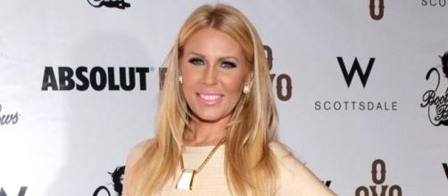 Gretchen Rossi Arrives At The Pop Up Boosty Bellows At W ... - radaronline.com