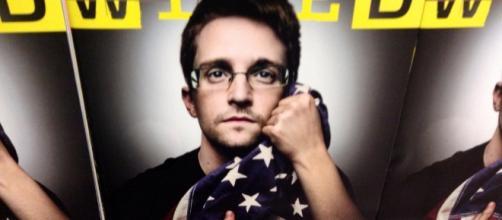 Edward Snowden, the whistleblower/Photo via Flickr