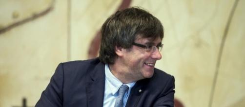 Puigdemont se burla de la resolución del Constitucional