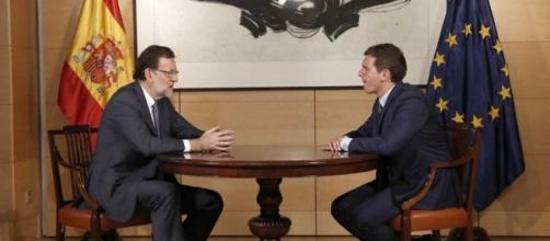 Rajoy celebra el ofrecimiento de C's, pero le pide más compromiso ... - rtve.es