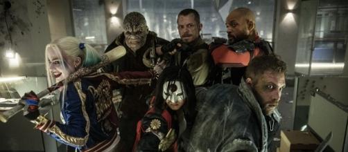 The cast of 'Suicide Squad' [image via Warner Bros]