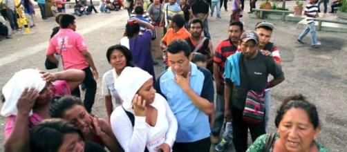 Venezuela, el país de las colas