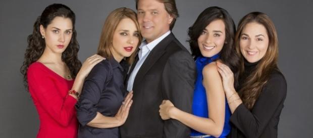'A Cor da Paixão' foi um sucesso no México (Foto: Televisa)