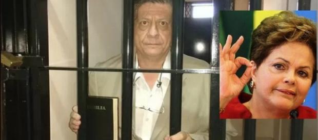 Candidato de partido que apoia Dilma vai parar na cadeia