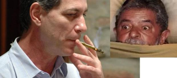 Ciro Gomes estaria viciado em drogas, diz Coronel