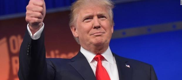 Donald Trump on Black Lives Matter protester: 'Maybe he should ... - cnn.com