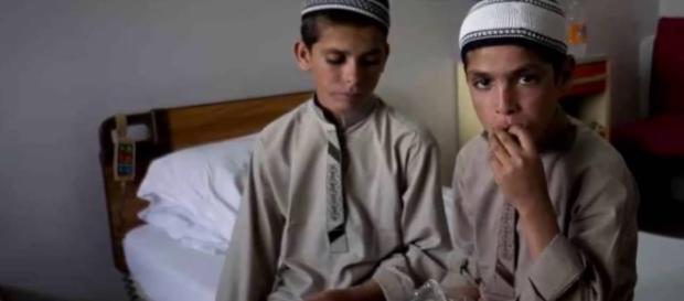 Foto: Meninos solares Youtube/Reprodução
