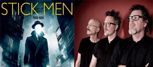 Il nuovo disco del trio Stick Men in anteprima