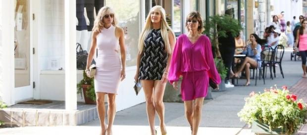 Some Serious Real Housewives of Beverly Hills Drama Is Brewing ... - eonline.com