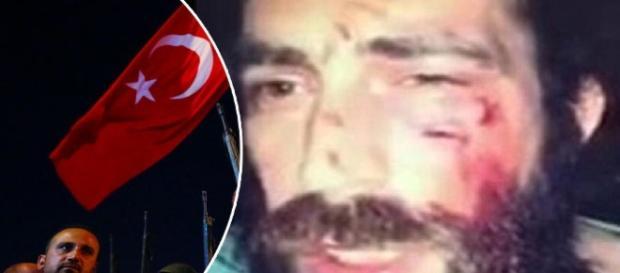 Turist francez bătut cu sălbăticie în Ankara de naționaliști turci - Foto: WikiLeaks