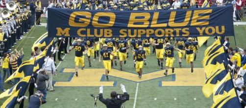 Image Credit: 2009 Michigan Wolverines football team Wikipedia