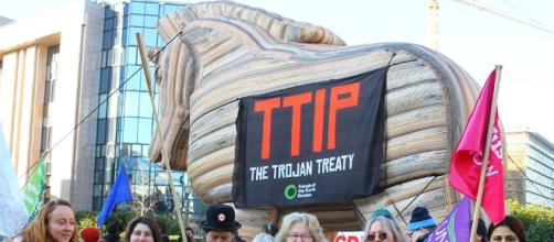La Germania compra Monsanto – e vende il TTIP all'Europa - sputniknews.com