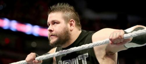 New WWE Universal Champion Kevin Owens. Photo c/o Inquisitr.com.