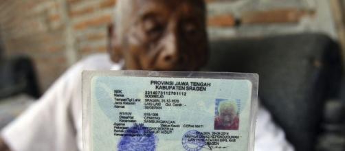 Un indonesio sostiene que nació en 1870, hace 145 años | Minuto30.com - minuto30.com