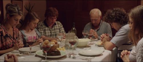 Una scena tratta dal film 'Il Clan'